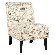 slipper chair slipcovers slipper chair slipcover heliotrope linen script slipper chair
