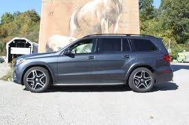 mercedes benz jeep 6 wheels 2017 mercedes benz gls 450 review autoguide com news
