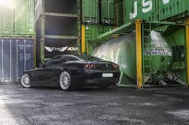 all black ferrari ferrari 612 scaglietti adv15 track spec wheels adv 1 wheels
