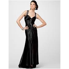 All Black Prom Dress All Black Party Dress Black Party Dresses