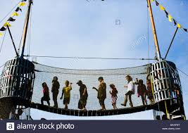 children play on the pirate ship in the kids u0027 field on the friday