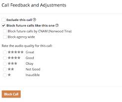 How To Block Be Like - blocking callers help calltrackingmetrics