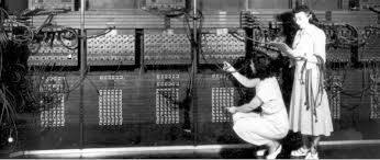 when was the first house built the eniac