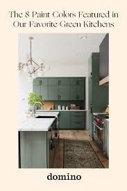 benjamin green kitchen cabinets 11 green kitchen cabinet paint colors we swear by green