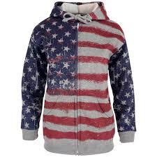 american flag distressed zip hoodie the veterans site