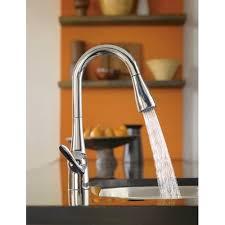 moen arbor kitchen faucet moen arbor deck mount kitchen faucet 7594c chrome supply com