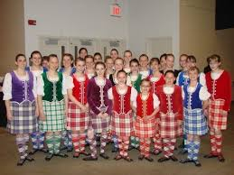 heartland tat thistle and heather highland dancers