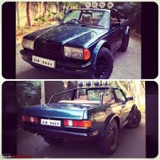 mercedes classic modified pics tastefully modified cars in india page 215 team bhp