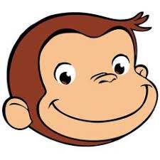 free printable character face masks curious george face masks