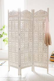 room devider amber carved wood room divider screen urban outfitters