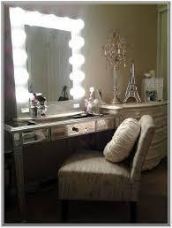 Sei Mirrored Vanity Decor Of Vanity Hollywood Mirror Dupe Hayworth Mirrored