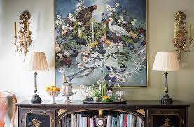 New Orleans Decorating Ideas Tour The New Orleans Apartment Of Author Julia Reed