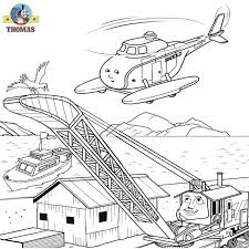 flood coloring pages thomas and friends misty island rescue coloring pages for kids