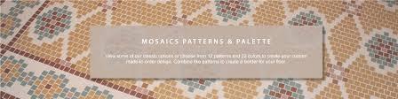 subway mosaics patterns sizes and colors