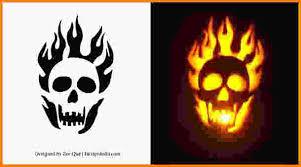 free printable pumpkin carving patterns stencil jack skellington