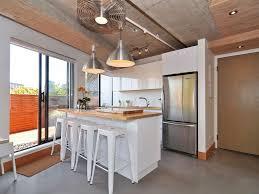 luxury modern vancouver condo in gastown big top floor private
