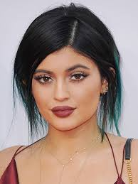 kylie jenner challenge fans shot glasses to plump lips for