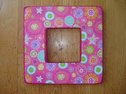 diy u2026at home summer craft for kids decorated photo frame