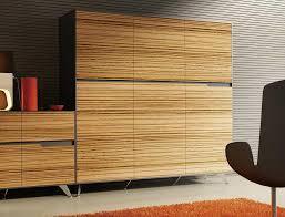 unique cabinet zebrano storage cabinet 496 by unique furniture unique desks