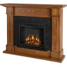 real flame kipling 53 inch electric fireplace with mantel