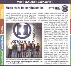 Mainpost Bad Kissingen Otto Heil Gmbh U0026 Co Kg Pressearchiv