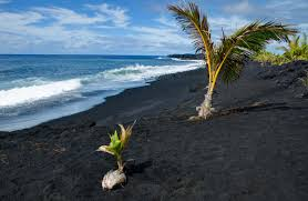 Black Sand Beaches Maui by Top 10 Black Sand Beaches Toptenz Net