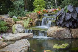 the healing power of water features aquascape inc