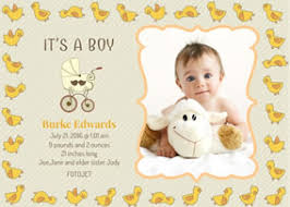 baby announcement baby announcements make your own birth announcements online