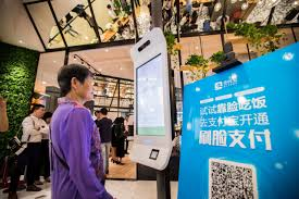 alibaba face recognition just smile in kfc china store diners have new way to pay reuters