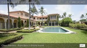 client preview for palm beach estate home youtube