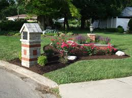 Mailbox Flower Bed Mailbox Flower Bed Ideas