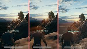 pubg xbox one x graphics pubg early access visual comparison xbox one xbox one x pc