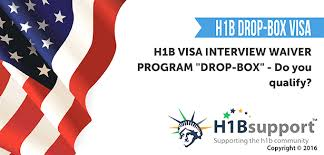 h1b visa interview waiver program