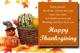 thanksgiving day message to family free images