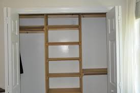 How To Build Closet Shelves Clothes Rods by Alluring Build A Closet Shelf And Rod Roselawnlutheran