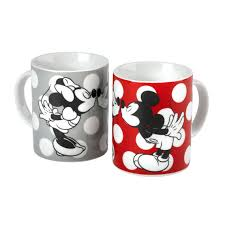 Decorating Porcelain Mugs Minnie Mouse U0026 Mickey Mouse Kissing Porcelain Mugs Cups And Mugs