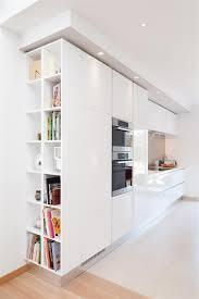 cuisine lineaire aménagement éaire cuisine sur mesure sk concept