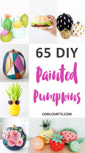 65 halloween pumpkin decorating ideas for kids u2022 cool crafts