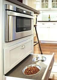 kitchen island with microwave kitchenaid microwave drawer microwave drawer island with microwave