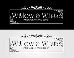 entry 54 by stoilova for design a logo for my vintage home decor