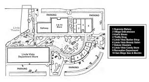 Barber Shop Floor Plan The Shopping Mall Museum