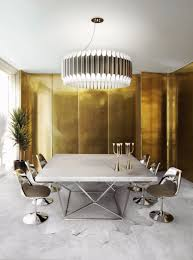 25 dazzling modern dining rooms