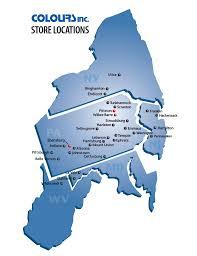 Hamilton Nj Map Colours Inc