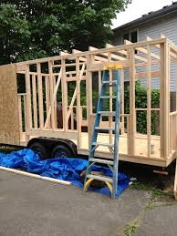 tiny house build almost gling our journey to build a tiny house