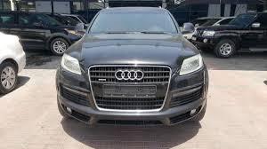 Audi Q7 Specs - audi q7 4 2 s line 2008 gcc spec kargal uae