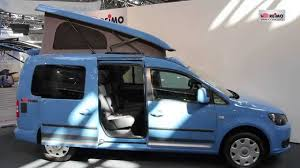 vw caddy camp maxi minicamper compact camper for 3 people