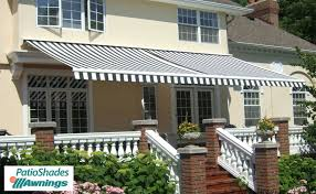 Sunbrella Retractable Awning Prices Elite Motorized Patio Shades Retractable Awnings