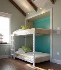 Bed Closet Bookshelf Murphy Bed Want One Of These In My Guest Room Great