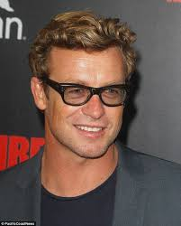blond hair actor in the mentalist 265 best simon baker images on pinterest simon baker baker boy