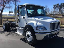 freightliner trucks for sale 2018 freightliner business class m2 106 33 000 gvwr triad